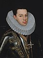 Felipe Emmanuele of Savoy (1586-1605), by Juan Pantoja de la Cruz.jpg