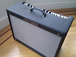 [SCHEMATICS_48IS]  Fender Hot Rod Deluxe - Wikipedia | Fender Deville Input Jack Wiring |  | Wikipedia