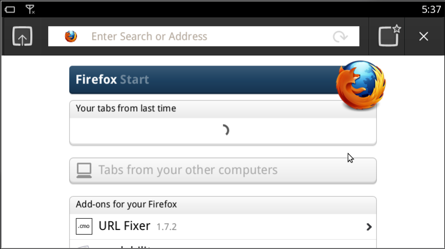 Firefox - Howling Pixel