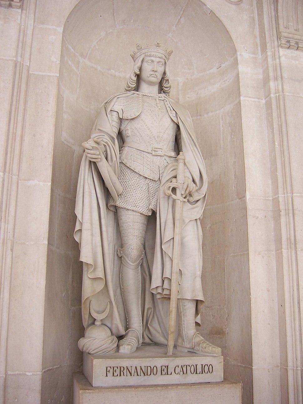 Ferdinand 2 Spain