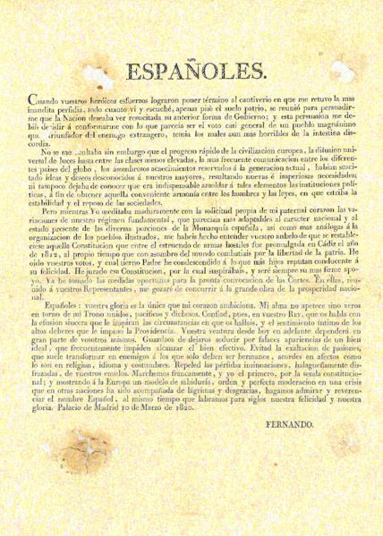 File:Fernando VII jura la constitucion.png