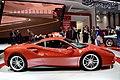 Ferrari 488 GTB at Geneva International Motor Show 2015 (Ank Kumar, Infosys Limited) 01.jpg