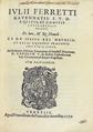 Ferretti - De iure, 1579 - 167.tif