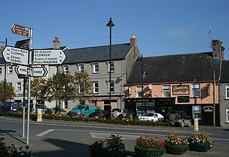 Fethard, County Tipperary - Fethard town centre
