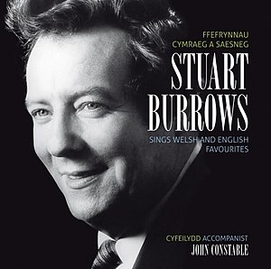 Stuart Burrows - Album cover (2009)