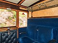 Ffestiniog bogie carriage of 1872, interior (7819364932).jpg