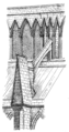 Fig 82 -Flying buttress and clerestory, nave of Lincoln.png