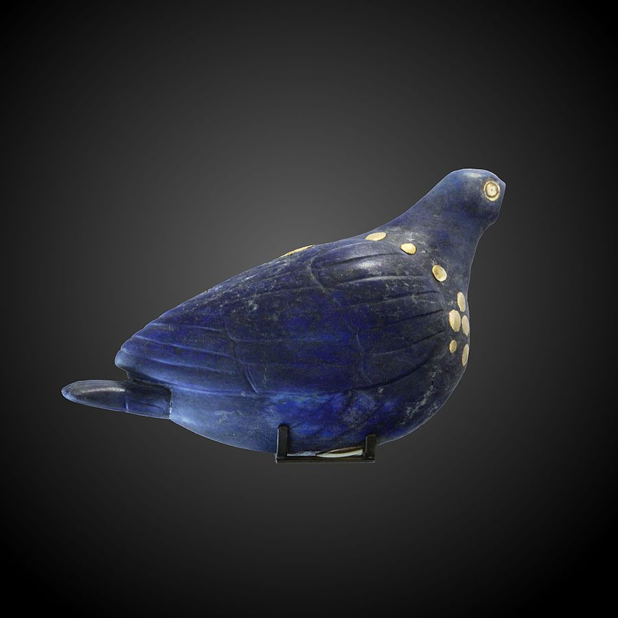 figure of a dove