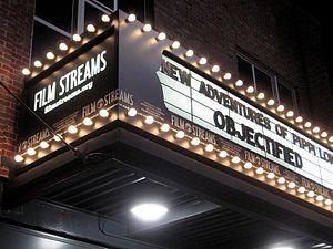 Film Streams - Image: Film Streams marquis