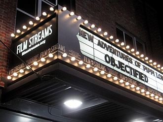 Gary Hustwit - Image: Film Streams marquis