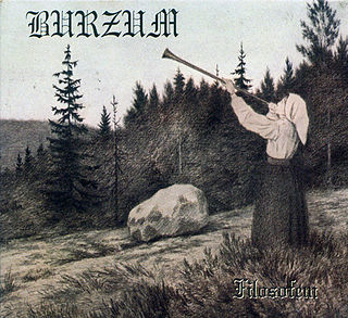 <i>Filosofem</i> 1996 studio album by Burzum