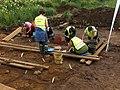 Finnestorps offermosse (Raä-nr Larv 121-1) utgrävning-09 5004.jpg