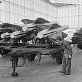 Firato 1965, geleide projectielen, op de Firato, Bestanddeelnr 918-1767.jpg