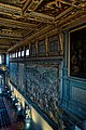 Firenze - Florence - Palazzo Vecchio - 2nd Floor - Balcony of Salone dei Cinquecento 1496 - View on East Wall.jpg