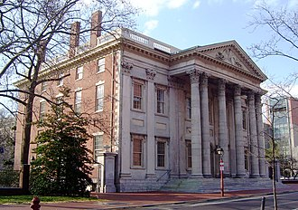 Christopher Gore - The First Bank of the United States in Philadelphia