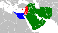 First Fitna map.png