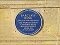 First cash machine blue plaque in Enfield.jpg