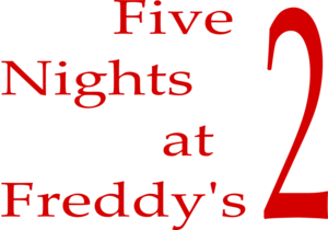 Immagine Five Nights at Freddy's 2 Logo.png.