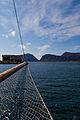"Flåvær seen from the bow of ""Embla"".jpg"