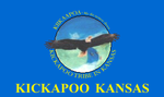 Flag of the Kickapoo Ttribe in Kansas.PNG
