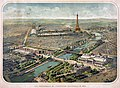 Flickr - …trialsanderrors - Panoramic view of the Exposition Universelle, Paris, 1900.jpg