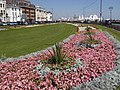 Flowerbeds along Southsea seafront (2007) - geograph.org.uk - 1406843.jpg