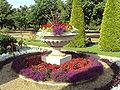 Flowers, Regent's Park, London - DSC07048.JPG