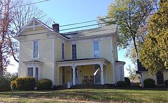 Foil–Cline House - Foil Cline House