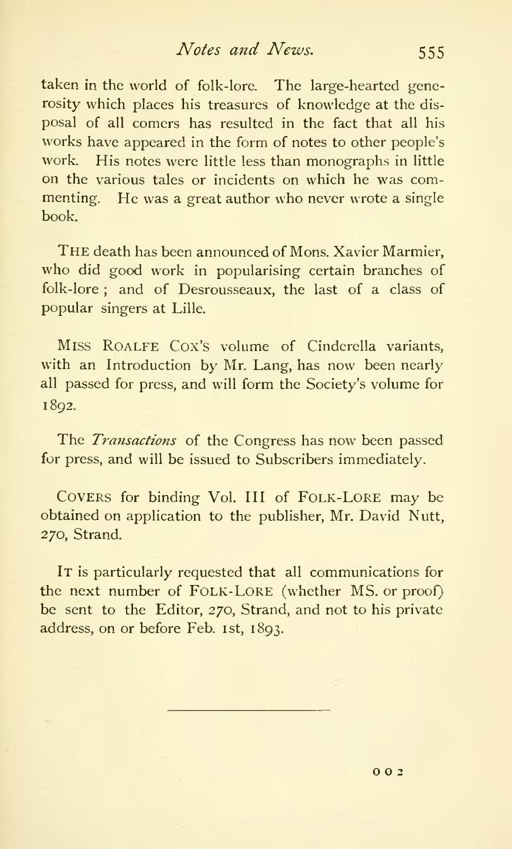 Page:Folk-lore - A Quarterly Review  Volume 3, 1892 djvu/563