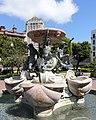 Fontana delle Tartarughe - Huntington Park - San Francisco, CA - DSC02382 (cropped).JPG