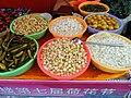 Food for sale - Kunming, Yunnan - DSC03531.JPG