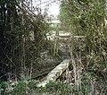 Footbridge and stile on footpath junction - geograph.org.uk - 1238024.jpg