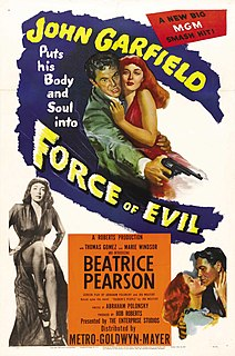 <i>Force of Evil</i>