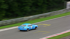 Ford Capri - Ford Capri RS2600 at the Salzburgring 2014