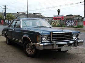 Ford Granada North America Wikipedia