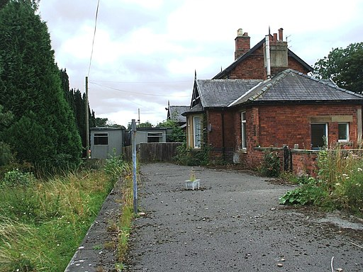 Forge Valley railway station (site), Yorkshire (geograph 3584688)