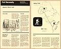 Fort Necessity National Battlefield, hiking trail map LOC 94681780.jpg