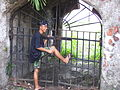 Fort Santiago Postern of Our Lady of Solitude, Manila 02.jpg
