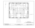 Forty Fort Meetinghouse, River Street, Forty Fort, Luzerne County, PA HABS PA,40-FOFO,1- (sheet 1 of 8).png