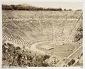 Fotografi från teatern i Epidauros - Hallwylska museet - 104621.tif