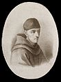 Fr Bernardino de Sahagún. Photograph after lithograph. Wellcome V0028283.jpg
