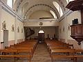 France Isère Herbeys church Interior 2.jpg