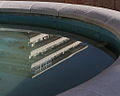 France Square Fountain, Reflection (8375236133).jpg
