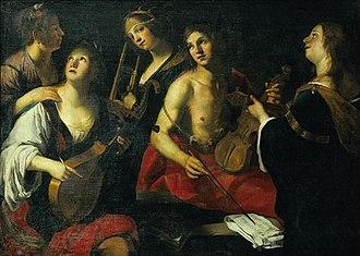 Francesco Rustici - Concert