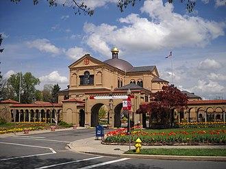 Brookland (Washington, D.C.) - Mount St. Sepulchre Franciscan Monastery