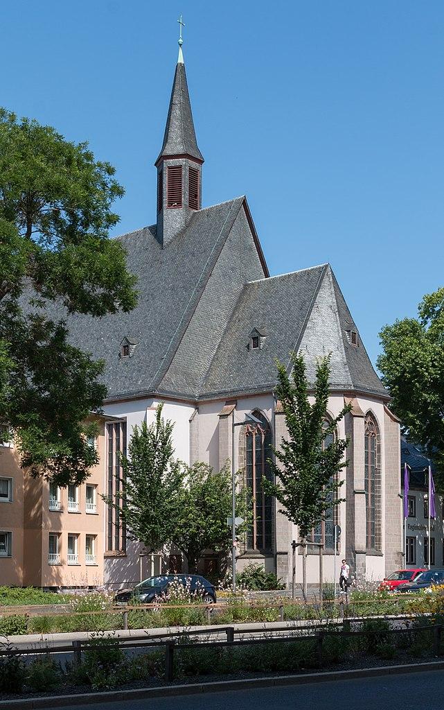 File:Frankfurt am Main, Heilig-Geist-Kirche -- 2015