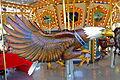 Franklin Sq Carousel eagle.JPG