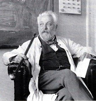 Franz S. Exner - Franz Serafin Exner in 1915