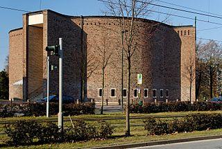 Iglesia de Franz von Sales, Düsseldorf (1969-1971)