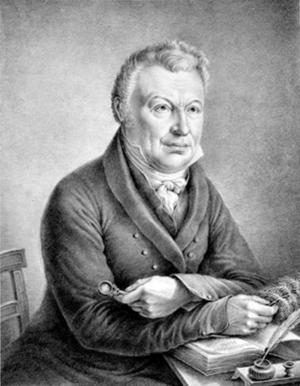 Franz Carl Mertens - Franz Carl Mertens (1764 -1831)